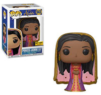 Funko-Pop-Aladdin-543-Princess-Jasmine-Desert-Moon-Hot-Topic-Exclusive