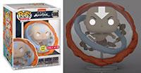Funko-Pop-Avatar-The-Last-Airbender-1000-Aang-Avatar-State-Glow-in-the-Dark-Target-exclusive