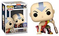 Funko-Pop-Avatar-The-Last-Airbender-995-Aang-Metallic-Funko-Hollywood-exclusive