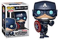 Funko-Pop-Avengers-Game-Capitan-America-627