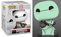 Funko-Pop-Big-Hero-6-988-Baymax-with-Mochi-GITD-Chase-Variant-BoxLunch-exclusive