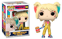 Funko-Pop-Birds-of-Prey-Figures-309-Harley-Quinn-Boobytrap-Battle-Hot-Topic-Exclusive