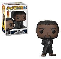 Funko-Pop-Black-Panther-351-TChalla-Black-Robe-