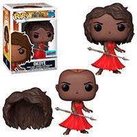 Funko-Pop-Black-Panther-385-Okoye-with-Red-Dress-Wig