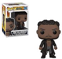 Funko-Pop-Black-Panther-386-Erik-Killmonger-Black-Jacket