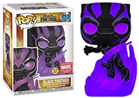 Funko-Pop-Black-Panther-612-Black-Panther-Glow-GITD-Marvel-Collector-Corps-MCC-Exclusive