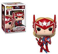 Funko-Pop-Captain-America-Future-Fight-335-Sharon-Rogers-as-Captain-America