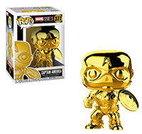 Funko-Pop-Captain-America-Marvel-Studios-377-Captain-America-Gold-Chrome