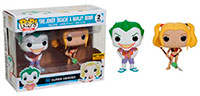 Funko-Pop-DC-Heroes-2-Pack-The-Joker-Beach-and-Harley-Quinn-Hot-Topic-Exclusive
