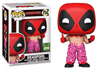Funko-Pop-Deadpool-754-Deadpool-with-Teddy-Pants-ECCC-Spring-Exclusive