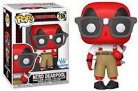 Funko-Pop-Deadpool-786-Nerd-Deadpool-FunkoShop-exclusive