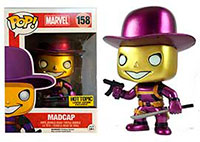 Funko-Pop-Deadpool-Madcap-Metallic-158