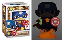 Funko-Pop-Doctor-Strange-Funko-Pop-Marvel-Infinity-Warps-679-Soldier-Supreme-Walgreens-Exclusive