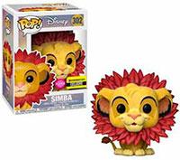 Funko-Pop-El-Rey-Leon-Simba-Flocked-302
