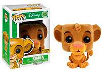 Funko-Pop-El-Rey-Leon-Simba-Flocked-85