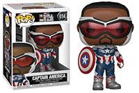 Funko-Pop-Falcon-and-the-Winter-Soldier-814-Captain-America-Sam-Wilson