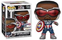 Funko-Pop-Falcon-and-the-Winter-Soldier-818-Captain-America-Sam-Wilson-with-Shield-Amazon-Year-of-The-Shield
