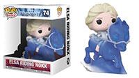 Funko-Pop-Frozen-II-74-Elsa-Riding-Nokk-6-Super-Sized