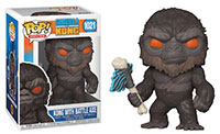 Funko-Pop-Godzilla-vs.-Kong-1021-Kong-with-Battle-Axe-