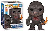 Funko-Pop-Godzilla-vs.-Kong-1022-Battle-Scarred-Kong