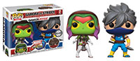 Funko-Pop-Guardians-of-the-Galaxy-Marvel-vs.-Capcom-2-Pack-Gamora-vs.-Strider-FYE-Exclusive