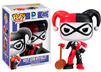Funko-Pop-Harley-Quinn-45-With-Mallet