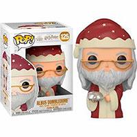 Funko Pop Harry Potter Albus Dumbledore Holiday 125