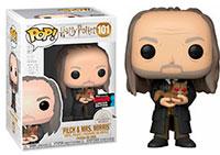 Funko Pop Harry Potter Argus Filch Mrs Norris 101