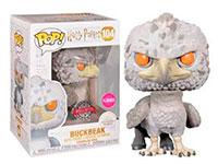 Funko Pop Harry Potter Buckbeak Flocked 104
