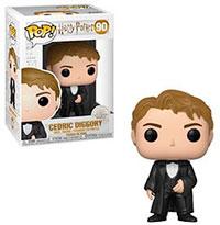 Funko Pop Harry Potter Cedric Diggory Yule Ball 90
