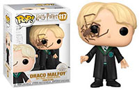 Funko Pop Harry Potter Draco Malfoy with Whip Spider 117