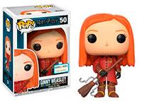Funko Pop Harry Potter Ginny Weasley Quidditch 50