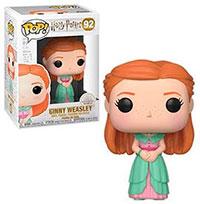 Funko Pop Harry Potter Ginny Weasley Yule Ball 92