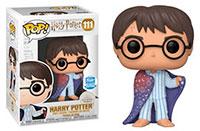 Funko Pop Harry Potter Harry Potter wearing Invisibility Cloak 111