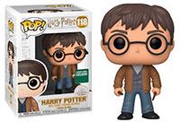 Funko Pop Harry Potter Harry Potter wearing jacket 118