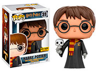 Funko Pop Harry Potter Harry Potter with Hedwig 31