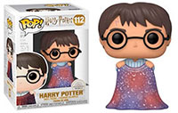 Funko Pop Harry Potter Harry Potter with Invisibility Cloak 112