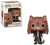 Funko Pop Harry Potter Hermione Granger as Cat 77