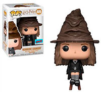 Funko Pop Harry Potter Hermione Granger with Sorting Hat 69