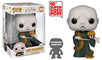 Funko Pop Harry Potter Lord Voldemort with Nagini 10 Super Sized 109