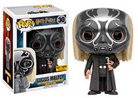 Funko Pop Harry Potter Lucius Malfoy Death Eater Mask 30