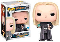 Funko Pop Harry Potter Lucius Malfoy Holding Prophesy 40