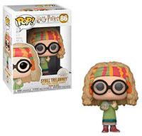 Funko Pop Harry Potter Professor Sybill Trelawney 86