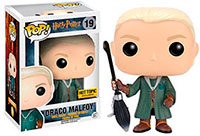 Funko Pop Harry Potter Quidditch Draco Malfoy 19