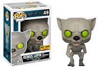 Funko Pop Harry Potter Remus Lupin as Werewolf 49