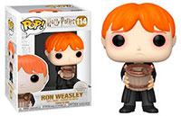 Funko Pop Harry Potter Ron Weasley Puking Slugs with Bucket 114