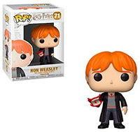 Funko Pop Harry Potter Ron Weasley with Howler 71