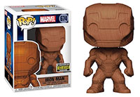 Funko-Pop-Iron-Man-674-Iron-Man-Wood-Deco-Entertainment-Earth-Exclusive