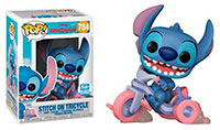 Funko-Pop-Lilo-and-Stitch-784-Stitch-on-Tricycle-Deluxe-FunkoShop-Exclusive