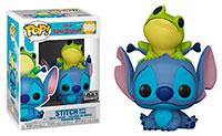 Funko-Pop-Lilo-and-Stitch-986-Stitch-with-Frog-FYE-Exclusive